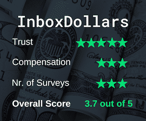 InboxDollars Full Review Rating