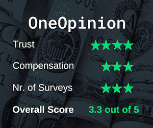 OneOpinion Full Review Rating