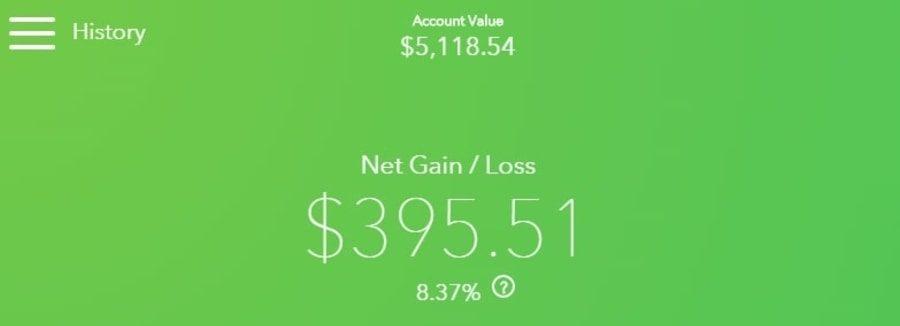 acorns investing app review