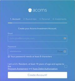 acorns app reviews