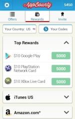 App Bounty money making app