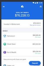 Betterment money making app