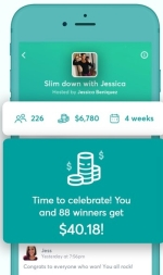 Dietbet money making app