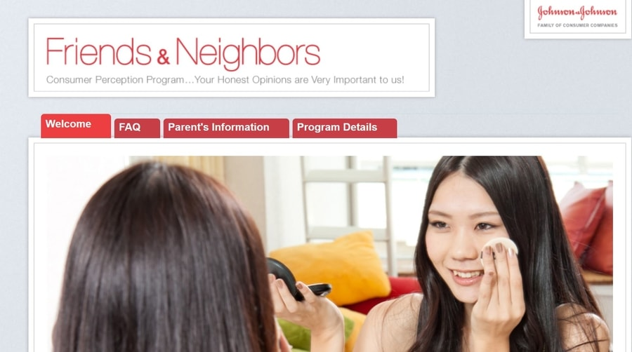 Get paid to review products with Friend and neighbours