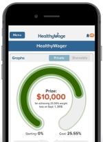 Healthy wage money making app