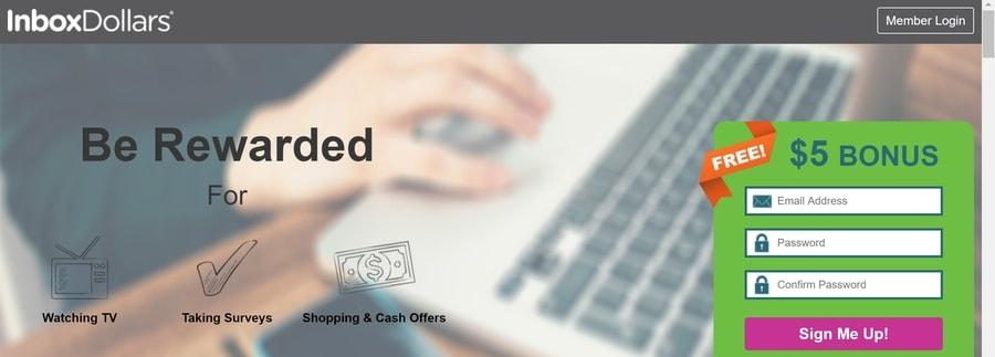 Get money fast with InboxDollars