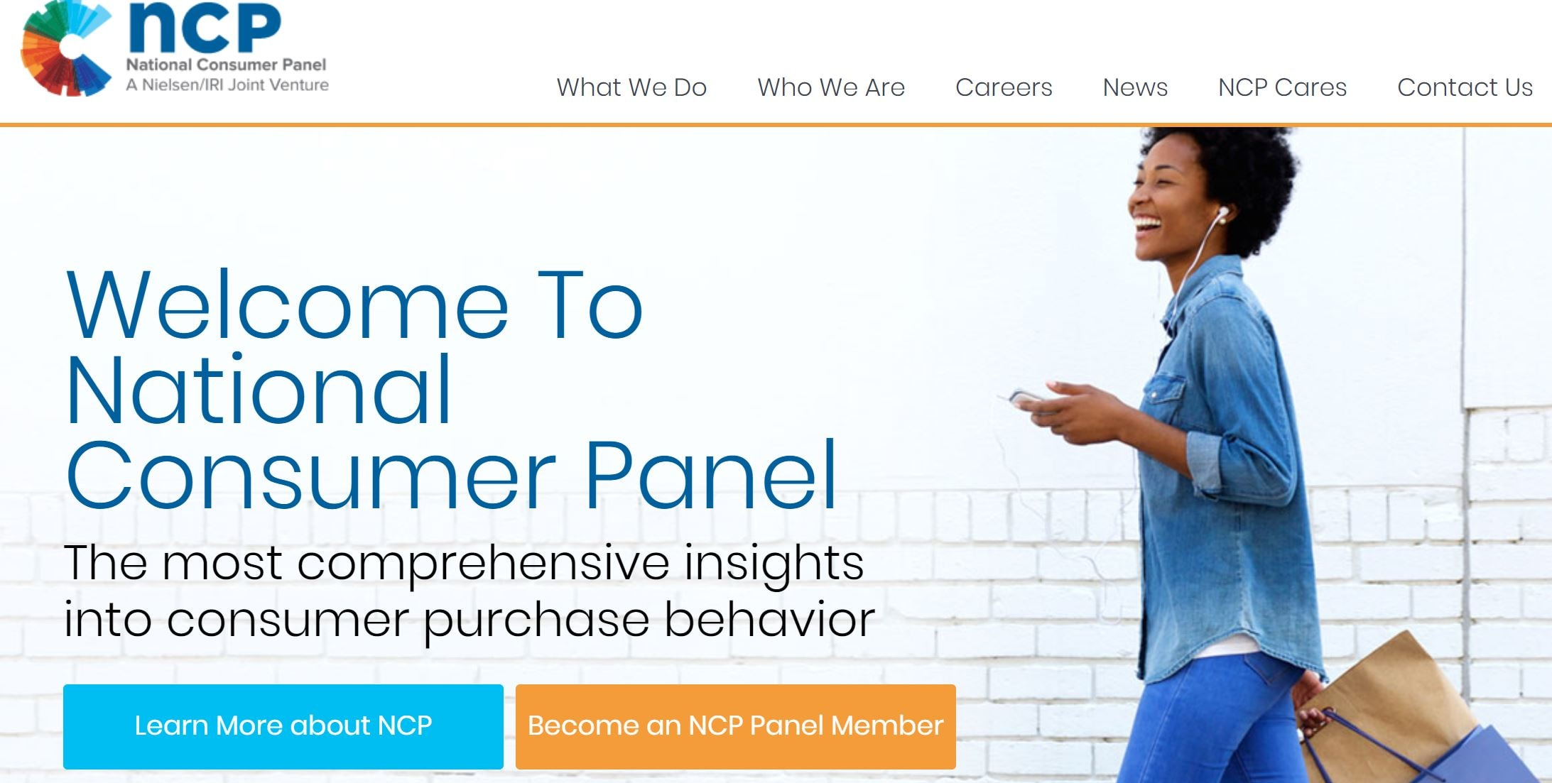 Paid product testing with National Consumer Panel