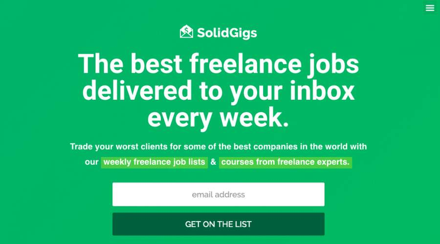 work online from home jobs solidgigs