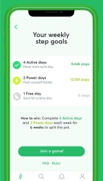 Stepbet money making app